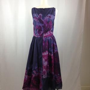 Lela Rose Dresses - NWT Lela Rose Neiman Marcus Watercolor Dress